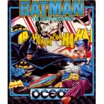 Batman. The Caped Crusader.