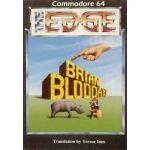 Brian Bloodaxe. (C64 cassette)