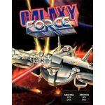 Galaxy Force. (Amstrad CPC Disc)