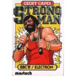 Geoff Capes. Strong Man