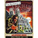 The Mystery Of Arkham Manor.