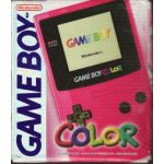 Game Boy Color (Cherry Pink)