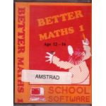 Better Maths 1 Age 12-16