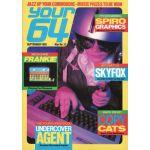 Your 64 No 13 September 1985