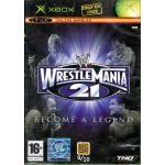 Wrestle Mania 21
