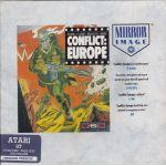 Conflict: Europe