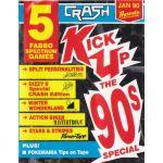 Crash Jan 90 Presents Kick up the 90's Special