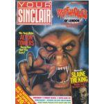 Your Sinclair November 1987