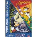 Castle of Illusion and Quackshot Double