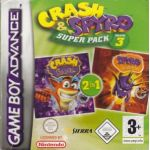 Crash and Spyro Super Pack 3