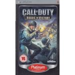 Call Of Duty Roads To Victory - Platinum