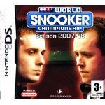 World Snooker Championship Season 2007-08