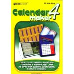 Calendar Maker 4 (New Sealed)