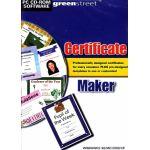 Certificate Maker (New Sealed)