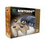 Nintendo 64 Limited Edition Gold Controller