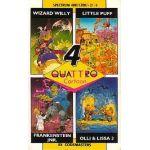 4 Quatro Cartoon.