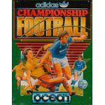 Adidas Championship Football.