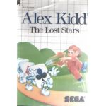 Alex Kidd. The Lost Stars.