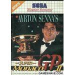 Ayrton Senna's Super Monaco GP2