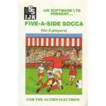 5 A Side Soccer.