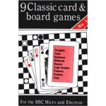 9 Classic Card & Board Games