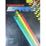 Championship Sprint.