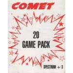 Comet 20 Game Pack (DISC)