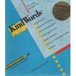 Kind Words: The Amiga Wordprocessor.