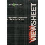 View Sheet (cartridge)