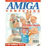 Amiga Computing. Issue 40. Sept 1991