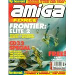 Amiga Force. Issue 13. Christmas 1993