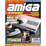 Amiga Force. Issue 8. August 1993