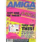 Amiga Format. Issue 19. February 1991
