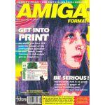 Amiga Format. Issue 25.August 1991