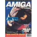 Amiga Format. Issue 6. January 1990