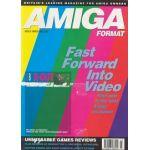 Amiga Format. Issue 8. March 1990