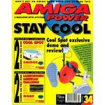 Amiga Power. Issue 34. February 1994