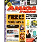 Amiga Power. Issue 4. August 1991
