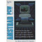 Amstrad PCW. Vol.1. No.1. August 1987