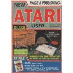 Atari User. Issue 39. August/September 1989