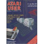 Atari User. Vol.1. No. 8. January 1986