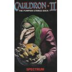 Cauldron II: The Pumpkin Strikes Back.