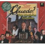 Cluedo: The Mysteries Continue.