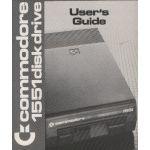 Commodore 1551 Disk Drive User's Guide.