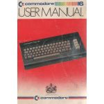 Commodore 16 User Manual.