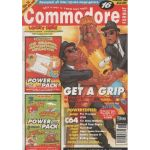 Commodore Format. January 1992