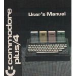 Commodore Plus/4 User Manual