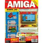 CU Amiga November 1992