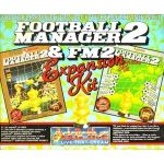 Football Manager 2 & Expansion Kit.