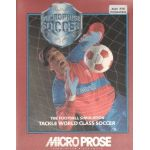Microprose Soccer.